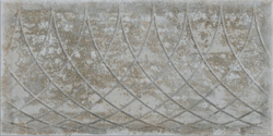 AtlanticTiles Serra Curves Oxide Iron 45 x 90 cm - płytka gresowa