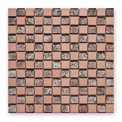 Bärwolf GL-10027 mozaika szklana / metalowa 29,8 x 29,8 cm