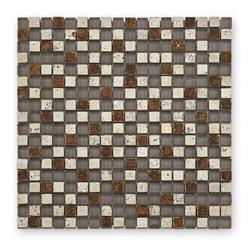 Bärwolf GL-2490 mozaika szklana / marmurowa 29,8 x 29,8 cm