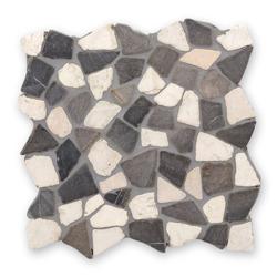 Bärwolf RM-0004 mozaika z marmuru łamanego 30 x 30 cm