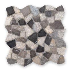 Bärwolf RM-0005 mozaika z marmuru łamanego 30 x 30 cm