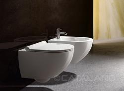 Catalano Sfera NF 54 - miska WC podwieszana bezkołnierzowa 54 cm