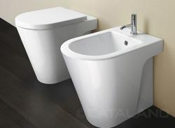 Catalano Zero 55 WC - miska WC stojąca