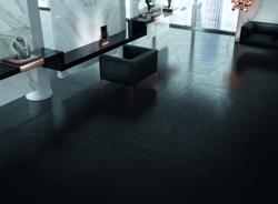 Grespania Avenue Negro lappato 80 x 80 cm - płytka gresowa