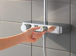 Grohe Euphoria SmartControl 260 - zestaw prysznicowy z baterią termostatyczną