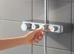 Grohe Euphoria SmartControl 310 DUO - zestaw prysznicowy z baterią termostatyczną