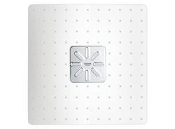 Grohe Rainshower 310 SmartActive Cube deszczownica ścienna kwadratowa chrom / biała