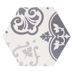 Quintessenza Alchimia Elisir - płytka ceramiczna heksagonalna