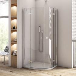 Sanswiss Annea ANR 80 x 80 cm kabina prysznicowa półokrągła