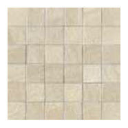 Supergres Stockholm Valnot - mozaika gresowa 30 x 30 cm