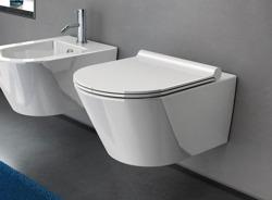 Zero NF 55 - miska WC podwieszana bezkołnierzowa 55 cm